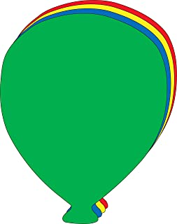 product image for Super Cut-Outs - Assorted Color Balloon
