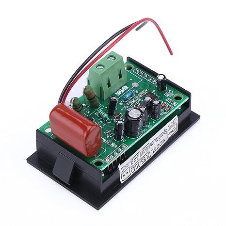 220V / 240V 80V-300V / 100A Digital AC Actual Voltímetro ...