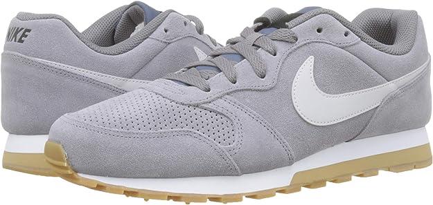 NIKE MD Runner 2 Suede, Zapatillas de Entrenamiento para Hombre: Amazon.es: Zapatos y complementos