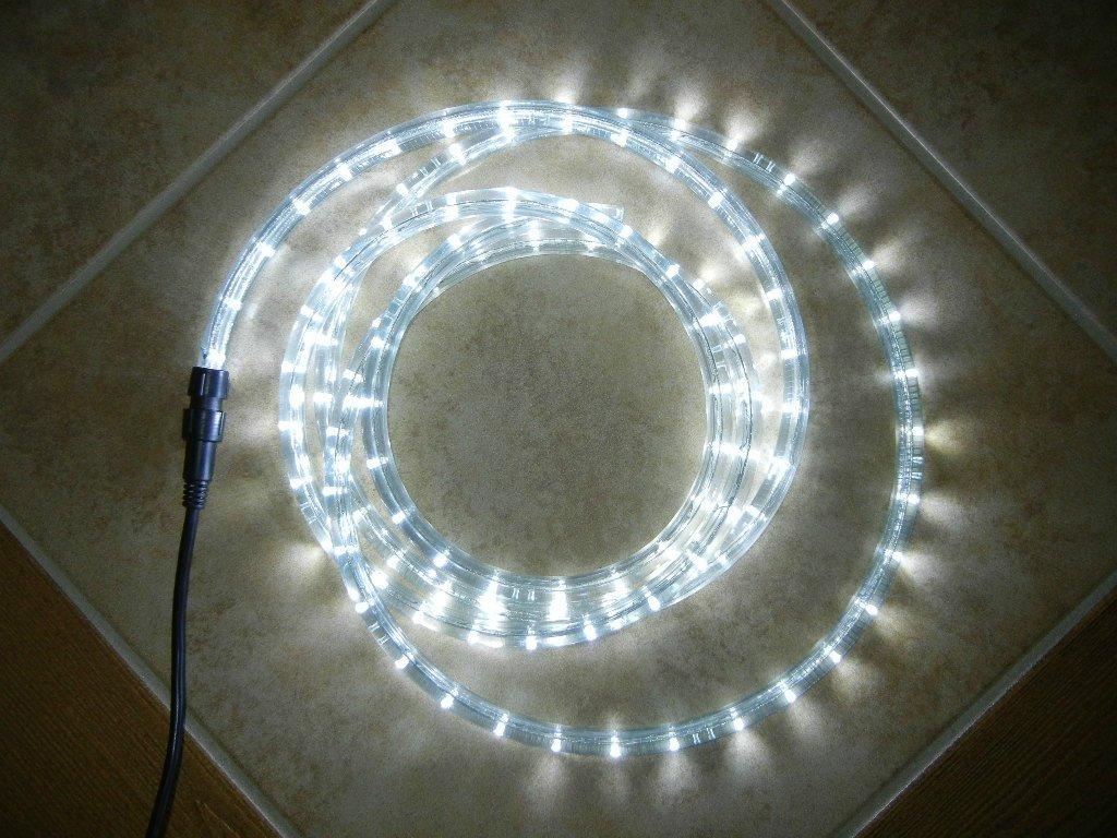 Amazon cool white 110 volts led rope lights 98 feet 10 amazon cool white 110 volts led rope lights 98 feet 10 holding clips other products everything else mozeypictures Choice Image