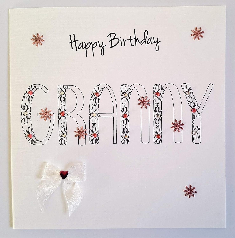 Feste & Besondere Anlässe LARGE BIRTHDAY CARD ~ GRANNY Karten ...