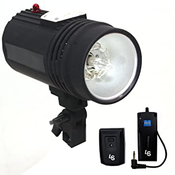 Amazoncom Ls Photography Flash Strobe Light 200 W Sync Cord