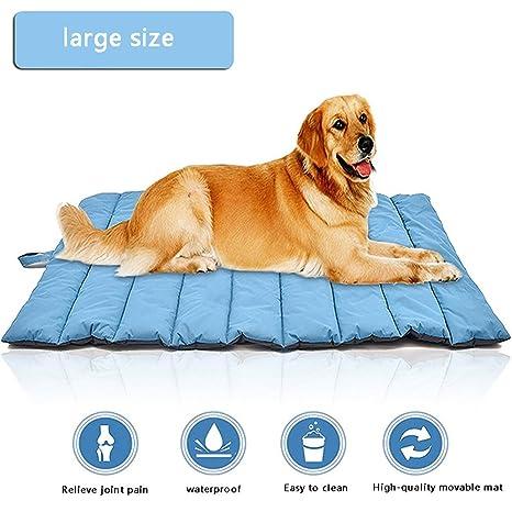 Rejilla impermeable: almohadilla para perros resistente a los mordiscos Pet dog dog kennel Almohadilla antiadherente
