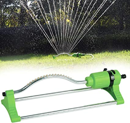 3000 Sq Ft Garden Water Oscillator Orbit Oscillating Sprinkler lawn Watering