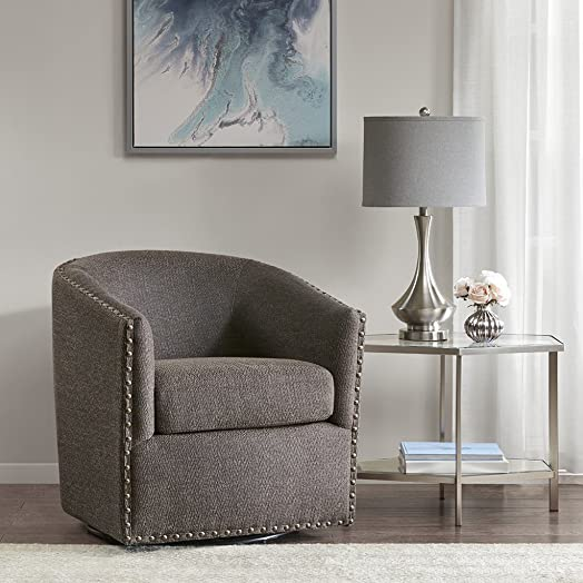 Madison Park Tyler Swivel Chair