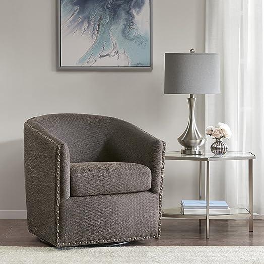 Madison Park Tyler Swivel Chair - the best living room chair for the money
