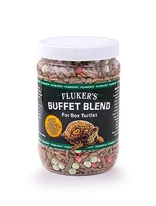 Fluker's Box Turtle Food