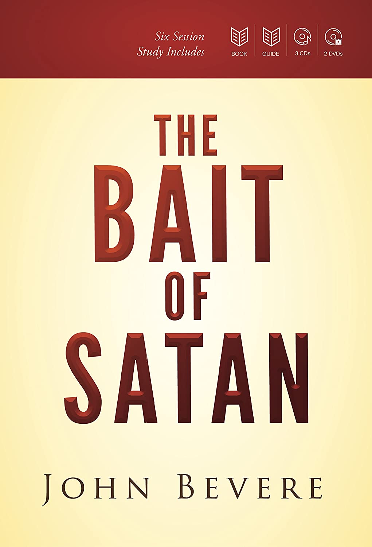 Amazon.com: The Bait of Satan Study (DVD+CD+Book): John Bevere ...