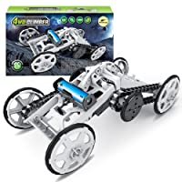 Deals on Mochoog STEM 4WD Electric Mechanical Assembly Gift Toys Kit