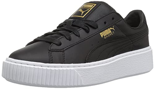 Image Unavailable. Image not available for. Colour  PUMA Women s Basket  Platform Core Sneaker 2e897a65d