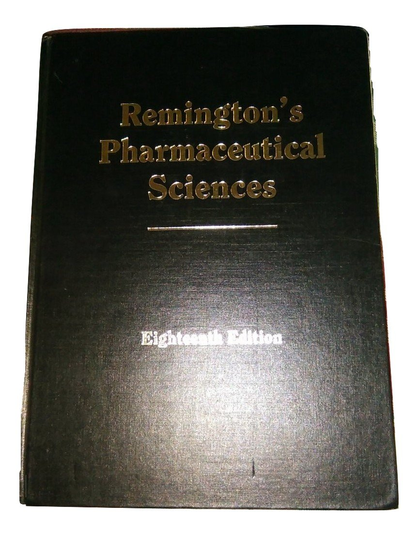 Remingtons Pharmaceutical Sciences Book Pdf