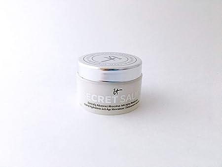 IT Cosmetics Secret Sauce Clinically Advanced Miraculous Anti-Aging Moisturizer – .5 oz. Travel Size