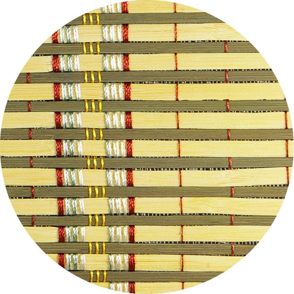 M.A.D Schienale estivo in fibra naturale di bamb/ù sabbia