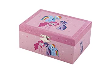 Trousselier - Caja de música para bebés My Little Pony (54234): Amazon.es: Juguetes y juegos