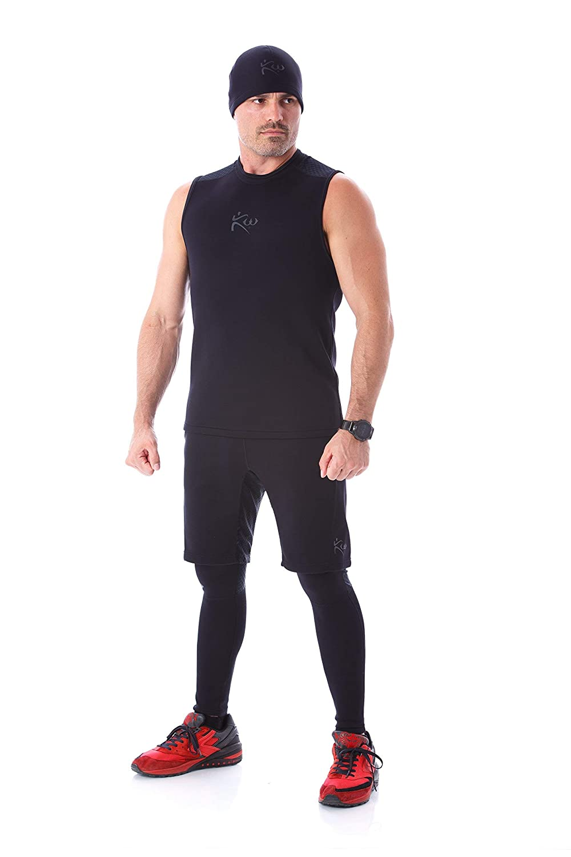 Kutting Weight Sauna Shirt Body Toning Clothing Fat Burner Tank Top