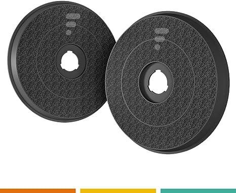 Filtro de carbón activo para campana extractora Bosch Dhz2701: Amazon.es: Grandes electrodomésticos