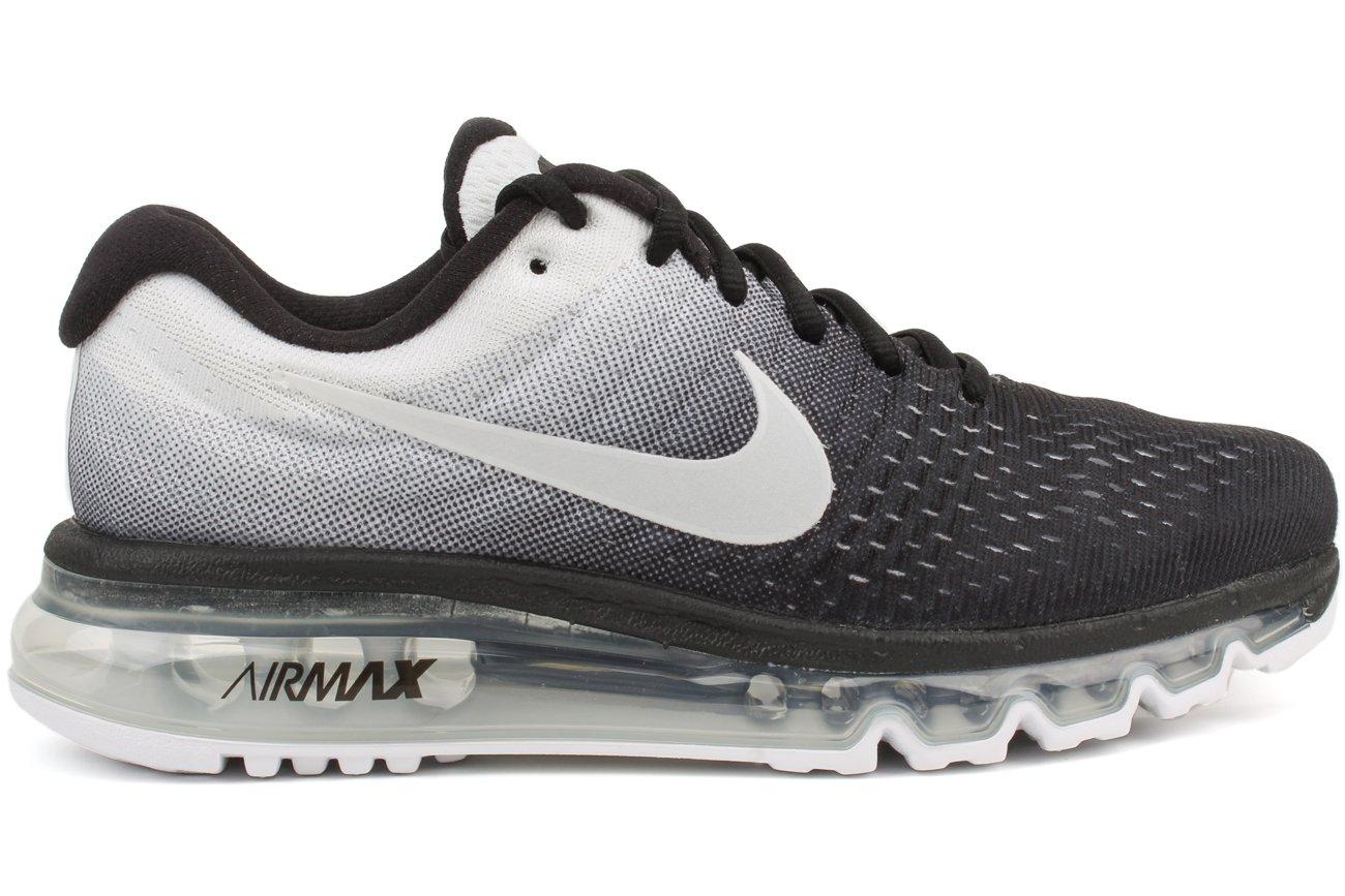 NIKE Air Max 2017 Women's Running Sneaker B01NAT2W34 6 B(M) US|Black/White