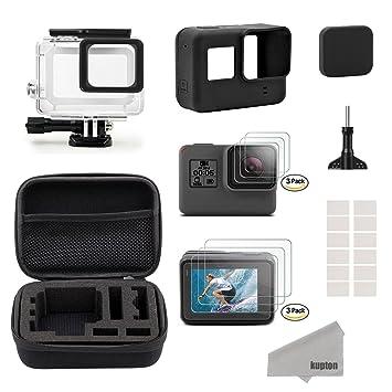 Amazon.com: Kupton Accesorios Compatible con GoPro Hero 7/6 ...