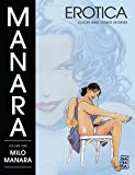 Manara Erotica Volume 1: Click! and Other Stories
