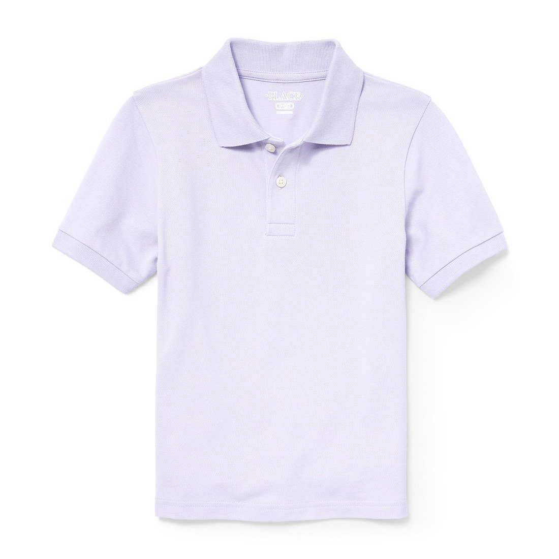 The Children's Place Boys' Big Short Sleeve Uniform Polo, Loveable 2428, S (5/6)