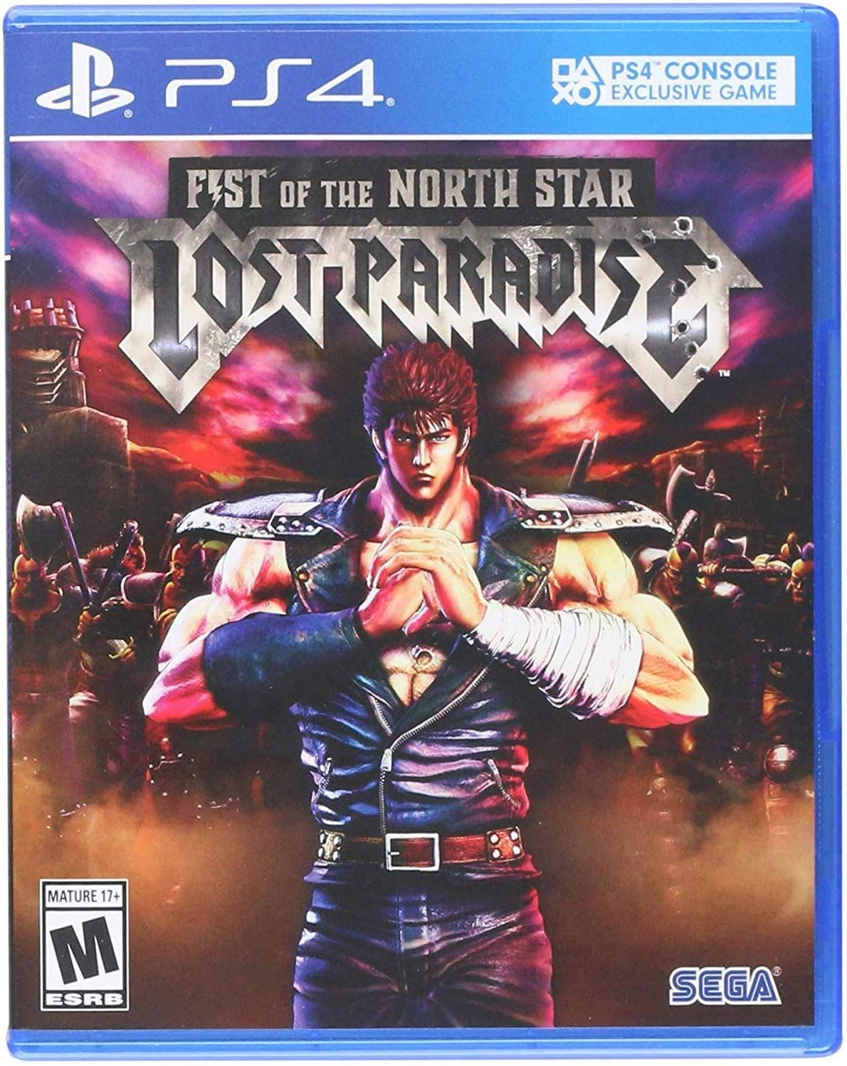 Amazon com: Fist of The North Star: Lost Paradise