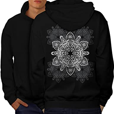 Amazon.com  wellcoda Indian Style Mens Hoodie cf8d7d497