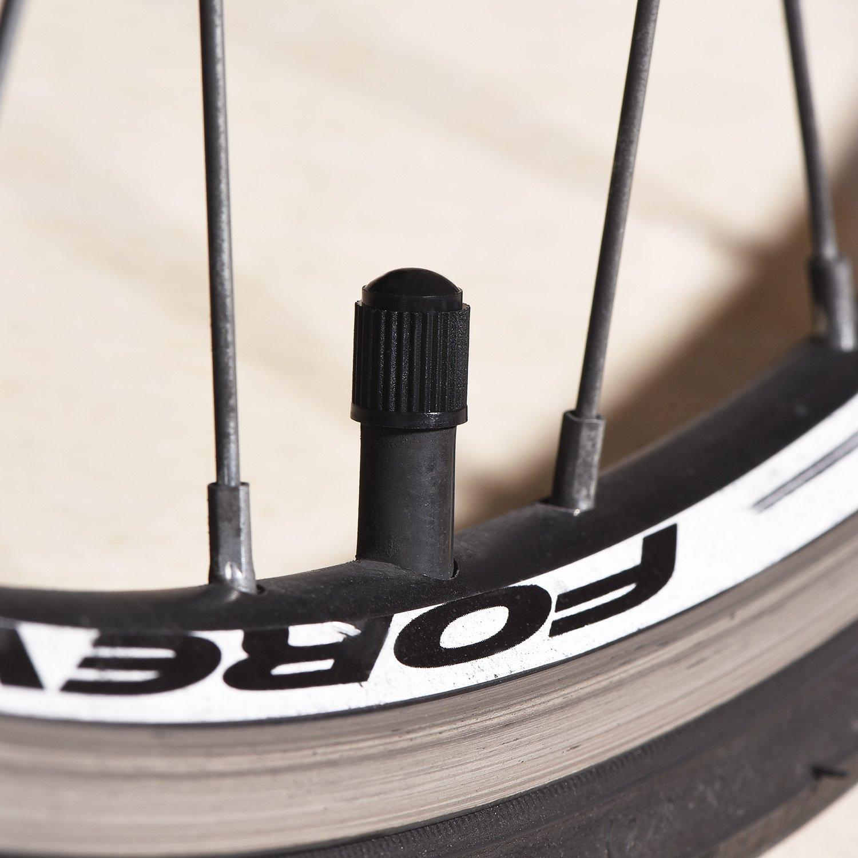 Bicicleta Negro Motocicleta Camiones 120 Piezas de V/ástago de V/álvula de Neum/ático de Coche Tapas de Polvo par Coche