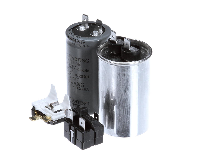 Norlake 150312 Left Compressor Electrical Kit