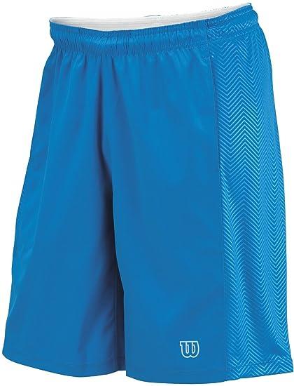 Wilson - Pantalones de pádel para Hombre, tamaño XL, Color Azul ...