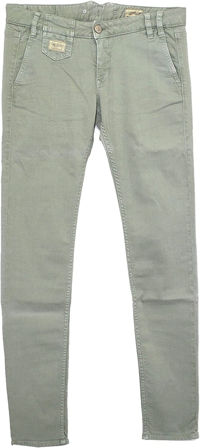 Herrlicher, Damen Jeans Hose, Vegas Slim,Stretchdenim,Light Khaki [19741] Light Khaki
