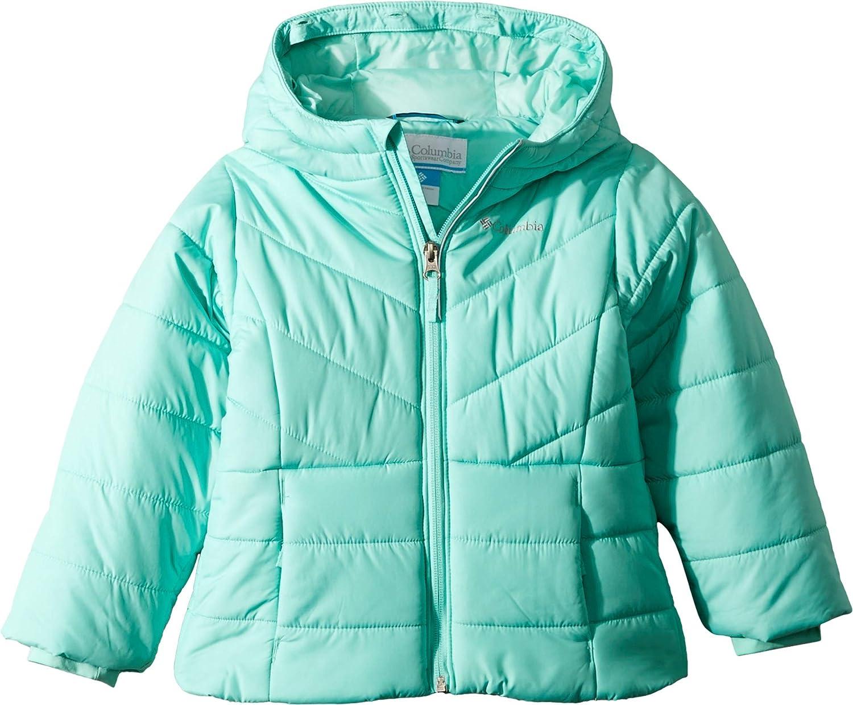 Columbia Kids Baby Girls Katelyn Crest Jacket Toddler Pixie 4T