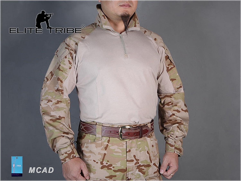 Camiseta de Airsoft Militar Táctico De Combate Gen3 Camisa ...