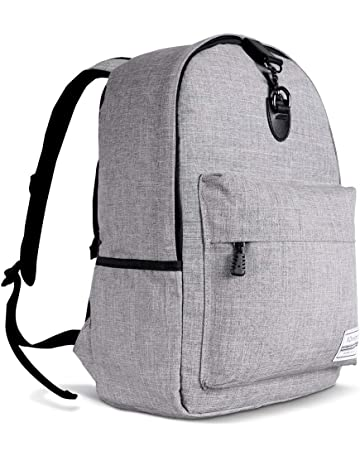 05b684cab9bb XDesign Travel Laptop Backpack with USB Charging Port +Anti-Theft Lock   Water Resistant