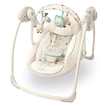 Amazon Bright Starts Comfort And Harmony Portable Swing