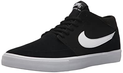 16a47d51a Image Unavailable. Image not available for. Color  Nike Men s SB Portmore  II Solar Mid ...