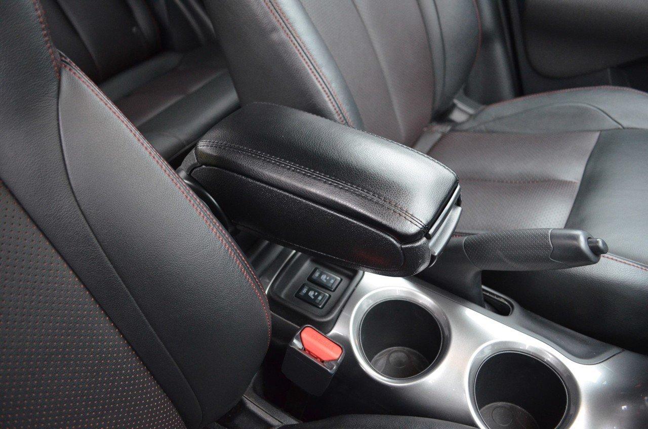 Centre Console Armrest Box Black To Fit Juke (2010+) ALVM Parts & Accessories