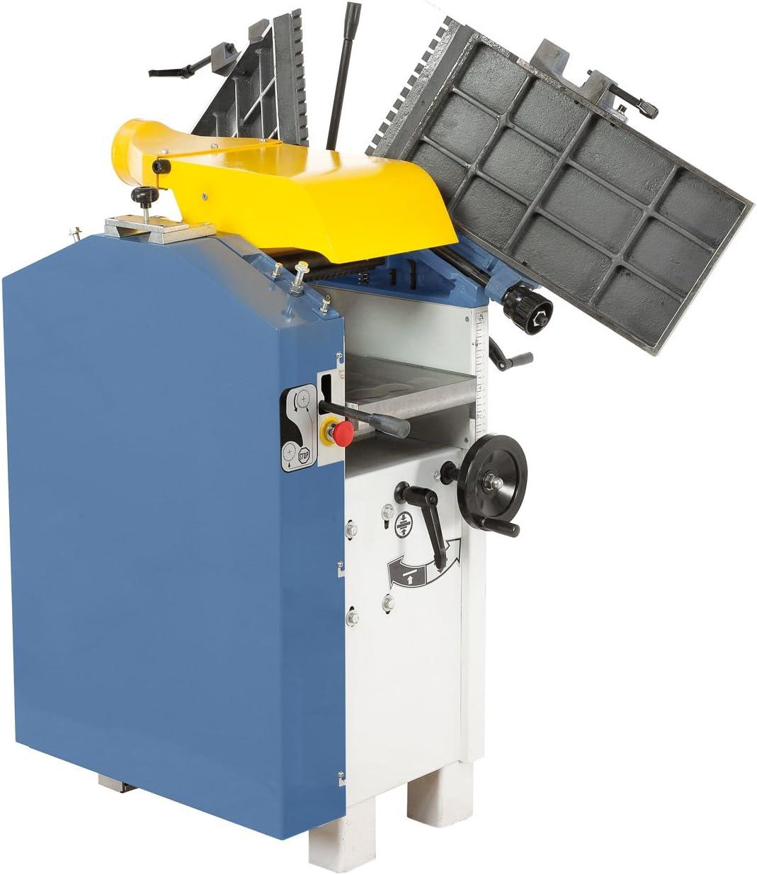 Bernardo ADM 260 - Máquina cepilladora y regruesadora (230 V): Amazon.es: Bricolaje y herramientas