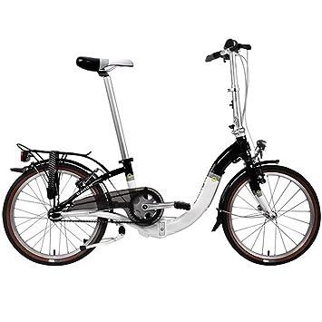 20 Pulgadas Bicicleta plegable Dahon Ciao i3, 3 marchas bicicleta plegable para City con tiefem