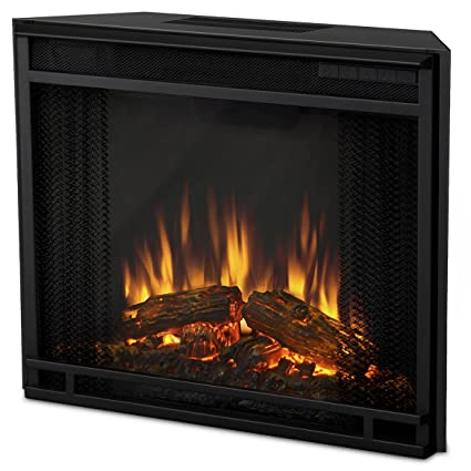 Amazoncom Real Flame 4099 Electric Firebox Insert Only Home