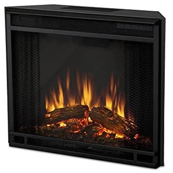 Amazon.com: Real Flame 4099 Electric Firebox - INSERT ONLY: Home ...