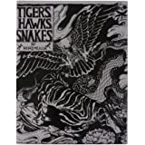 50 Pages Tattoo Reference Book Instruction Sheet Flash Art Tiger Eagle Snake