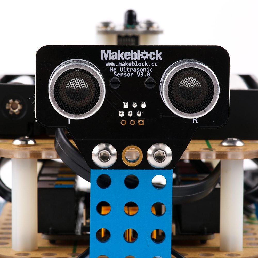Makeblock DIY Starter Robot kit - Premium Quality - STEM Education - Arduino - Scratch 2.0 - Programmable Robot Kit for Kids to Learn Coding, Robotics and Electronics (IR Version) by Makeblock (Image #9)