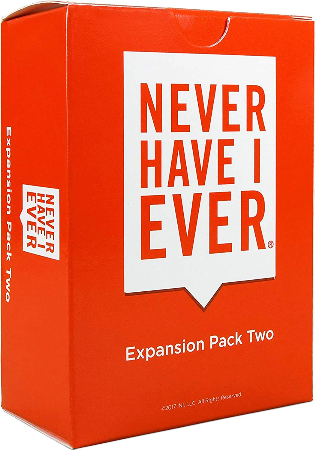 Never Have I Ever Expansion Pack Two