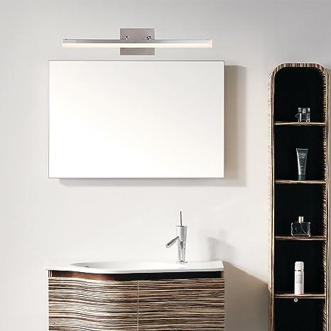 Amazon Com Mirrea 24in Modern Led Vanity Light For Bathroom