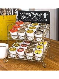 Coffee Pod Holders Amazon Com