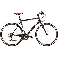 "KS Cycling Velocity Vélo de route Noir 28"""