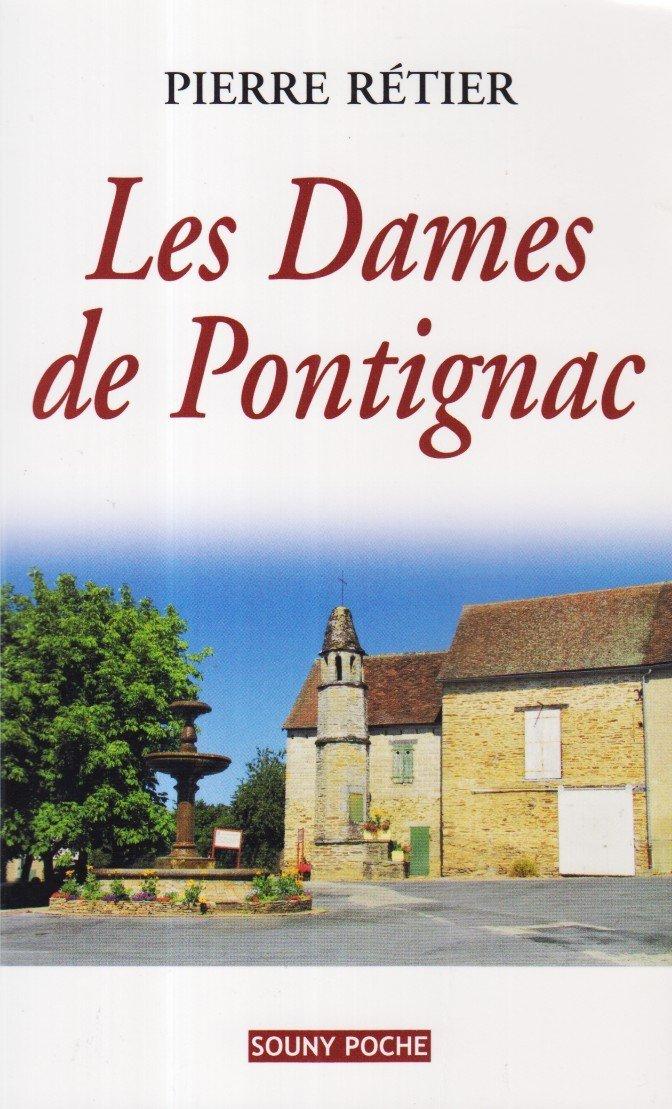 Couverture de Les Dames de Pontignac