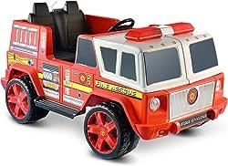 Kid Motorz Fire Engine