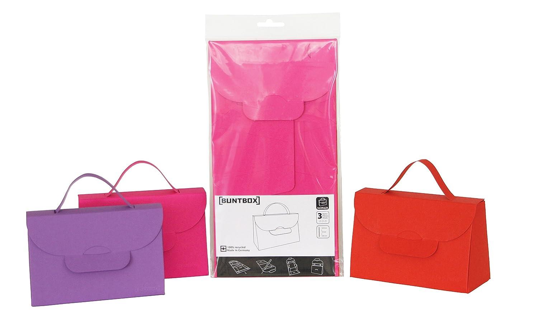 5ce2f1b13549d Buntbox 171-32 - Handbag Set M