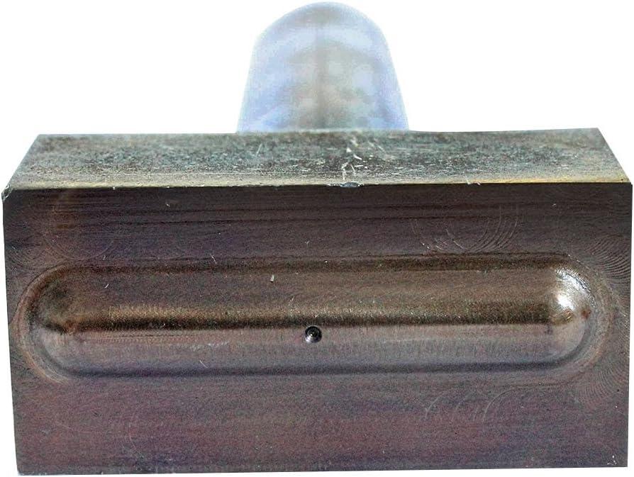 10mm Set de Sacador de Agujero y Ojal Setting Mano Herramienta para Metal Ovalado Ojales por Trimming Shop Met/álico